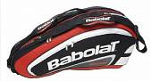 Сумка теннисная BABOLAT RACKET HOLDER x3 TEAM LINE