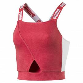 Топ PUMA ss Archive Crop Spiced Coral ж.