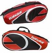 Сумка теннисная BABOLAT RACKET HOLDER X6 CLUB Red