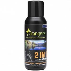Пропитка GRANGERS 2in1 Clean&Proof 60 ml д/одежды