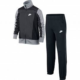 Костюм NIKE ss Warm-Up Anthr/Black/Grey/Wht д.