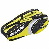Сумка теннисная BABOLAT RACKET HOLDER X6 CLUB Yll